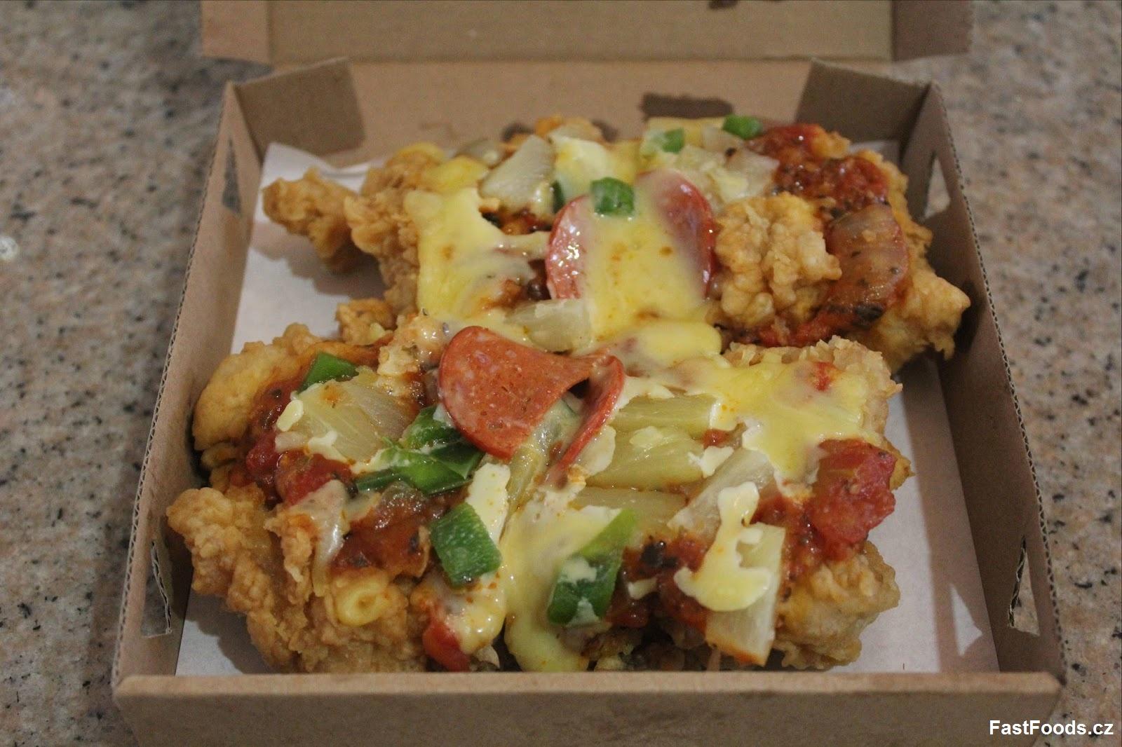 Chizza KFC