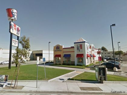 KFC - Lincoln Blvd, Los Angeles, CA, USA