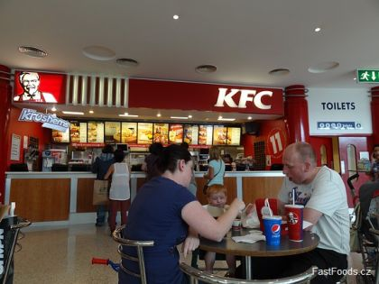 KFC Liffey Valley Shopping Centre Dublin