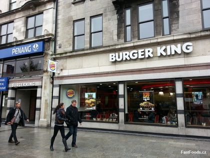 Burger King O'Connell Street (Near Spire)