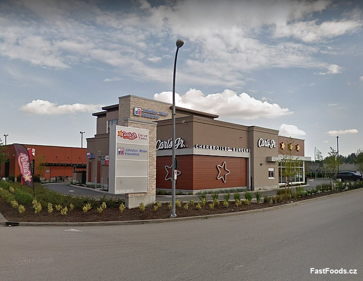 Carl's Jr. - Oxford Connector, Port Coquitlam, Kanada